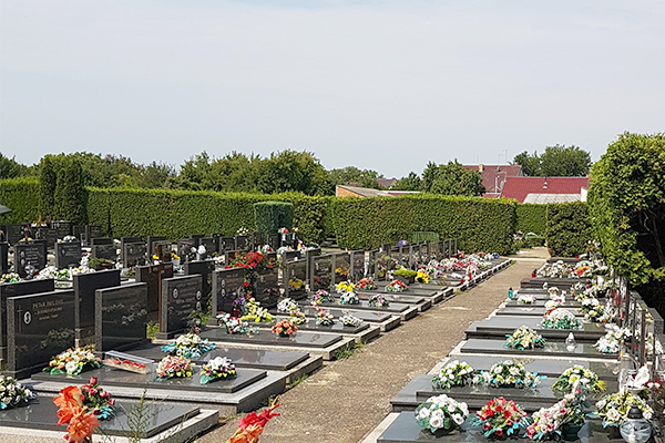 Opći uvjeti isporuke komunalne usluge ukopa pokojnika unutar groblja